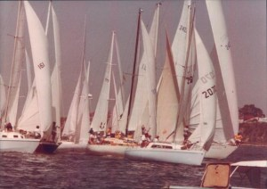 One man's sailing life: from racing to cruising, a history