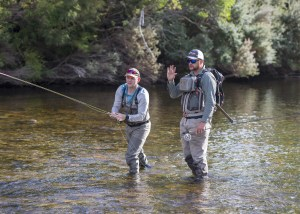 Flyfishing casts a new light on mental health