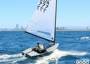 Age no barrier as Rob McMillan claims OK Dinghy National Title