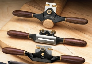 The Shaper: quality spokeshave options
