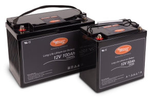 WhisperPower introduces safe Lithium Ion battery as replacement for the lead-acid battery
