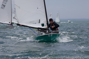 Strong fleet set to contest Australian OK Dinghy Nationals in two weeks