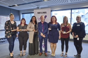 Awesome Women in Collision Awards and Seminar 2018