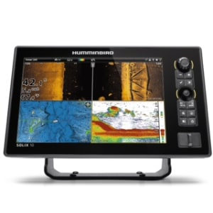 Humminbird introduces the new SOLIX 10
