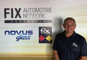 Scott Holden is Fix Auto's new head of regional sales