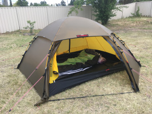 Review: Hilleberg Allak 3 tent