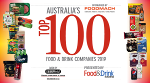 EXCLUSIVE: Australia's Top 100 Food & Drink Companies 2019