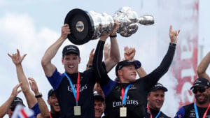 Peter Burling named Team New Zealand's skipper for 2021 America's Cup campaign