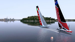 Team New Zealand happy to test with simulators as they start build of America's Cup boat