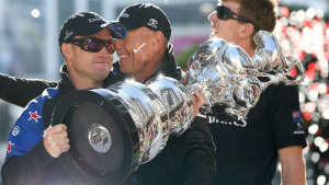 Team New Zealand 'in the dark' over America's Cup designs, says Glenn Ashby