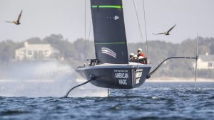 America's Cup breakthrough as US make flying start towards Auckland 2021