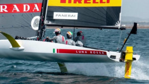 Luna Rossa declare Team NZ's new America's Cup boat 'too difficult, too extreme'