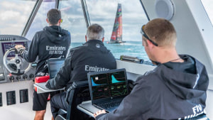 Team New Zealand open to rivals' ideas for next boat
