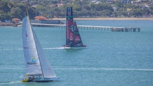 America's Cup: Team NZ show how far they've come