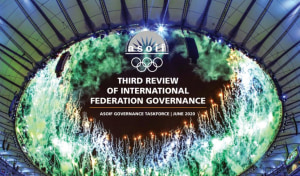 World Sailing ranked in second tier of IOC governance results