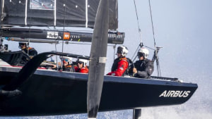 Team NZ and America's Cup rivals able to practise despite COVID-19 restrictions