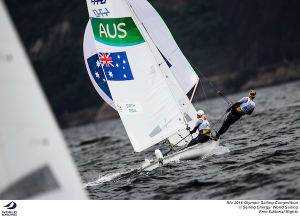Aussie Olympic hopefuls head to Kiel Week