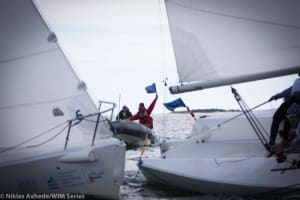 Women's Match Race Worlds reaches quarter-final stage
