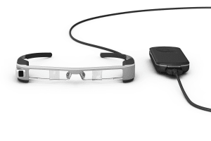 See-through smartglasses take AR to the next level