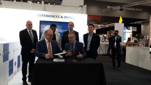 Dassault and LogiCamms sign system integrator agreement