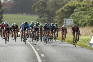 Mackay sprints to take Stage win as Holden Women's Cycling secure Team's Classification at Tour of South West