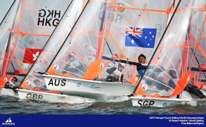 Two Australian crews in top three at Youth Worlds