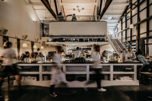 Greca at Brisbane's Howard Smith Wharves is finally open