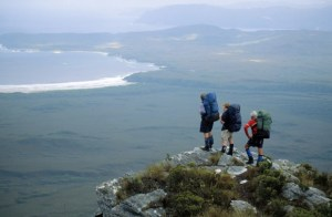 Tassie's South Coast Track reopens