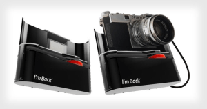 I'm back promises to let you shoot digital with old film cameras