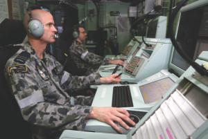 Network Centric Warfare: Enhancing LHD Comms
