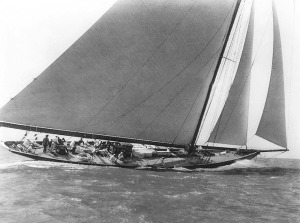 Charitable trust announces plans to build a replica of the 1893 racing yacht Britannia