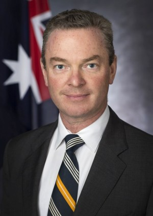 From the Source: Minister for Defence Industry Christopher Pyne