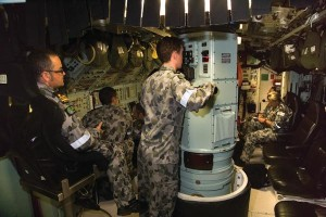 Applying lessons learned in submarine transition