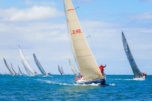 Australia's oldest sporting event is just 10 days away: Historic 175th Melbourne-Geelong Passage Race on Australia Day