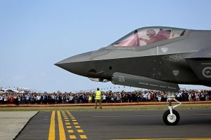 Contract awarded for local F-35 EW support