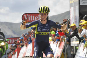 Victory For Orica-Scott As Van Vleuten Wins Stage 1 Of La Course