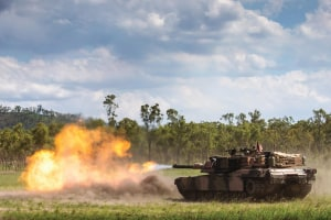 Fighting to Win - The importance of the tank to the ADF in the 21st Century