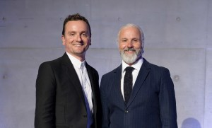 Phillip Adams wins Australia Council Award