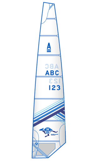 Glenn Ashby and North Sails release new A Class Decksweeper sail