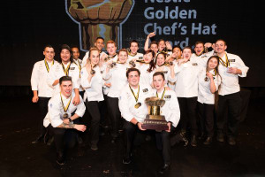 Winners of 2018 Nestlé Golden Chef's Hat Award crowned
