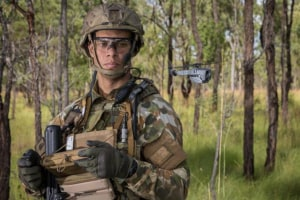 Changing the game: Army explores UAS capabilities