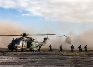 Shaping the Joint Force Exercise Hamel 2018