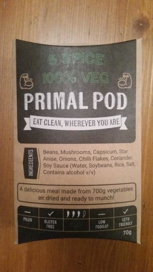 'Primal Pods' change the game for hiking meals