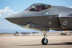 Flashes of Lightning - First F-35s based in Australia