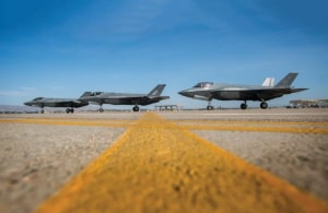 BAE to test supply chain digitisation on F-35s
