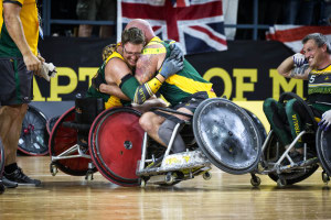 Invictus Games wrap up in Sydney