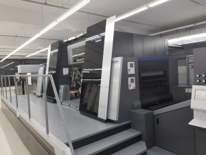 Heidelberg opens digital doors for brand packaging