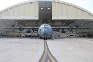 Airbus awarded extension for C-130J sustainment