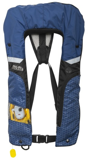 2019 Hobie Manual Inflatable 150 Vest (Yoke)