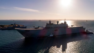LHDs declare final operational capability